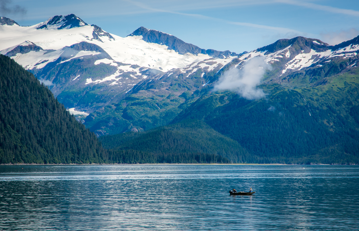 Whittier alaska a strange and beautiful place day 46 for Alaska out of state fishing license