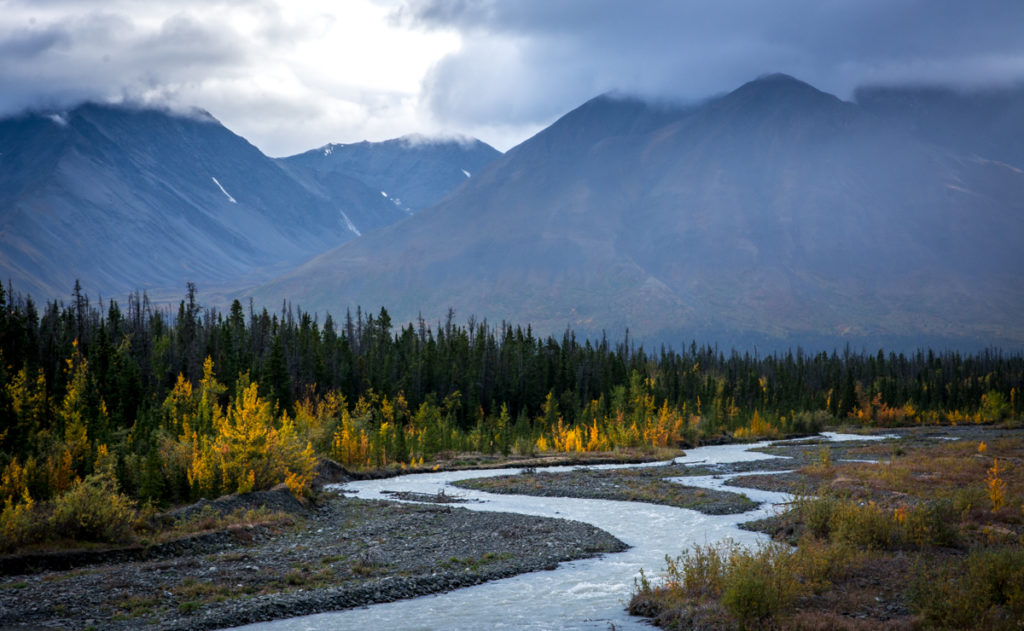late-evening-haines-highway