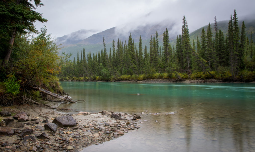 river-along-the-alaska-highway